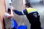 Video: Nhân viên y tế đá vào bụng đồng nghiệp đang mang thai gây phẫn nộ