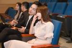 MC Phan Anh, Hoa hau Hai Duong lam giam khao Hoa hau Sieu quoc gia Han Quoc 2018 hinh anh 2