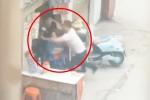 Video: Cảnh sát đột kích bắt kẻ cầm dao, giải cứu nữ con tin như phim hành động