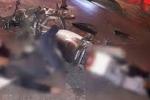 Xe máy đối đầu trong đêm, 2 tài xế chết tại chỗ