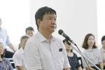 Đề nghị giữ nguyên mức án cho ông Đinh La Thăng