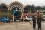 Video Trực tiếp: An ninh thắt chặt tại Ga Đồng Đăng, Lạng Sơn