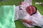Bé trai sơ sinh 7,1 kg nặng nhất Việt Nam vừa chào đời
