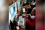 Video: Cụ bà 70 tuổi uống bia, hút thuốc, chơi game làm náo loạn quán net