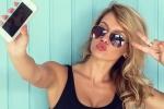 Chụp selfie khiến mũi bạn to hơn