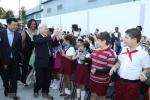 Tổng Bí thư thăm Trường Tiểu học Võ Thị Thắng ở La Habana
