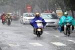 Miền Bắc chuyển mưa từ rạng sáng nay, cảnh báo lũ quét
