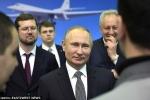 Lỗi Google, ông Putin chiến thắng dù chưa bầu cử Tổng thống Nga