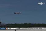 Toàn cảnh máy bay hải quân Mỹ rơi xuống Thái Bình Dương