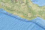 Động đất 7,5 độ richter rung chuyển Mexico