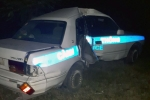 Đã tìm ra danh tính tài xế ô tô chở ma túy chèn xe cảnh sát gặp nạn