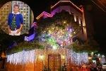 Đàm Vĩnh Hưng trang trí biệt thự mùa Noel hoành tráng khiến nhiều người 'choáng'