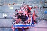 Nhung co nang Croatia xinh dep khan giong voi nguoi hung World Cup hinh anh 13