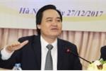 Bộ trưởng Phùng Xuân Nhạ giải bài toán sinh viên sư phạm thất nghiệp năm 2018