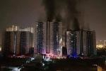 Chủ đầu tư chung cư Carina bị cháy có thể phá sản