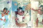 Kỳ diệu: Người phụ nữ sinh 3 con cách nhau 1 tuần