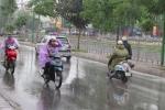Dự báo thời tiết hôm nay 24/4: Đón không khí lạnh, miền Bắc chuyển mưa dông