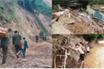 Lũ dữ phá tan đường, gian nan hành trình gùi hàng cứu trợ đến xã biên giới Thanh Hoá