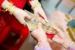 Thực hư cô dâu được tặng 129 cây vàng trong ngày cưới