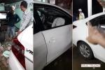Clip: Ô tô Vios đâm thủng tường, lao thẳng vào nhà dân ở Đồng Nai
