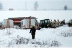Rơi máy bay Nga chở 71 người: Thi thể nạn nhân la liệt khắp nơi