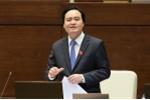 VIDEO trực tiếp: Quốc hội chất vấn Bộ trưởng GD-ĐT Phùng Xuân Nhạ
