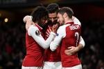 Europa League: Arsenal lo lắng chờ đại gia châu Âu ở vòng knock-out