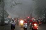 Thời tiết hôm nay 15/2: Hà Nội mưa rét, sương mù dày đặc