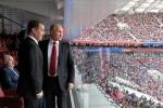 Lý do Tổng thống Putin không thể đến sân cổ vũ tuyển Nga trong trận đấu thứ hai