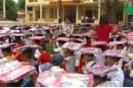 Clip: Trung thu giản dị của trẻ em vùng lũ Yên Bái
