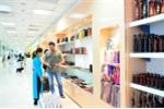 Doanh thu thuần bán hàng tại sân bay Tân Sơn Nhất đạt  1.700 tỷ đồng