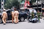 Nữ tài xế gây tai nạn liên hoàn, 3 người thương vong ở Đà Nẵng