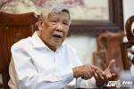 Nguyên Tổng Bí thư Lê Khả Phiêu: 'Giám sát lơi lỏng, cá nhân tự thỏa mãn là nguyên nhân khiến cán bộ hư hỏng'