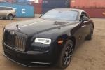 Choáng ngợp vẻ đẹp siêu sang Rolls-Royce Wraith Black Badge có giá không dưới 30 tỷ đồng