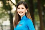 Nữ sinh Hoa khôi Sinh viên Việt Nam 2017 duyên dáng trong tà áo dài khiến vạn người mê đắm
