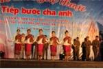 Thiếu nữ Lào múa Chăm pa say lòng người