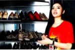 Tủ đồ tràn ngập hàng hiệu đắt đỏ của Hoa hậu Kỳ Duyên
