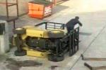 Một công nhân lái xe nâng thiệt mạng trong khu công nghiệp ở Thái Bình