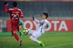 Dừng hình màn đấu quả cảm làm 'đứng tim' người hâm mộ của U23 Việt Nam