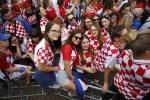 Nhung co nang Croatia xinh dep khan giong voi nguoi hung World Cup hinh anh 12