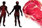 Dấu hiệu cảnh báo cơ thể không tiêu hóa thịt, đừng ăn nhiều