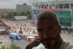 Roi le ra mat VinFast, Beckham ve Old Trafford xem MU thi dau hinh anh 1