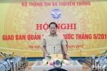 Bộ trưởng Trương Minh Tuấn yêu cầu rà soát lại việc cấp giấy phép báo chí