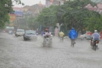 Áp thấp nhiệt đới xuất hiện trên Biển Đông sẽ gây mưa to, gió lớn