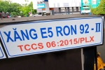 Hoang mang chất lượng xăng E5: Nếu pha cồn không tinh khiết thì cực kỳ nguy hiểm