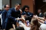 Ronaldo trấn an CĐV, Bale trầm ngâm trong ngày Real mở hội mừng vô địch C1