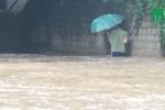 Thành phố Điện Biên Phủ chìm trong mưa lũ