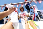 Nhung co nang Croatia xinh dep khan giong voi nguoi hung World Cup hinh anh 10