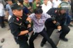Hai tài xế bị Công an Cai Lậy tạm giữ được thả về nhà