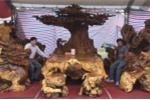 Đại gia Việt 'săn' bàn ghế nu 3 tỷ, sâm Ngọc Linh 1 tỷ